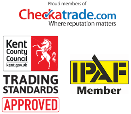 Roof cleaning accreditations, checktrade, Trusted Trader, IPAF